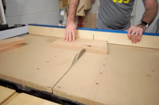 How to use a dovetail router bit
