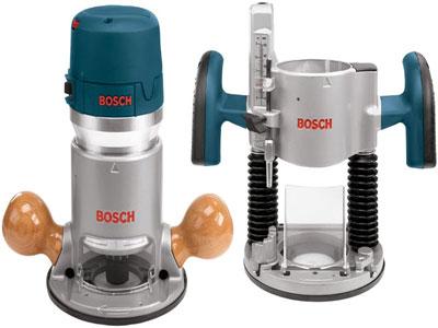Bosch 1617EVSPK Wood Router