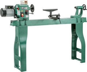 GRIZZLY G0462 Wood Lathe with DRO