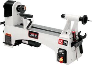 JET JWL 1221VS Variable Speed Wood Lathe