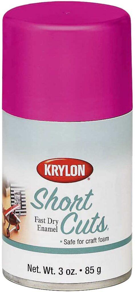 Krylon KSCS039 Short Cuts Aerosol Spray Paint