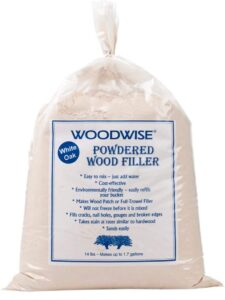 Woodwise 14-lb Powered Wood Filler White