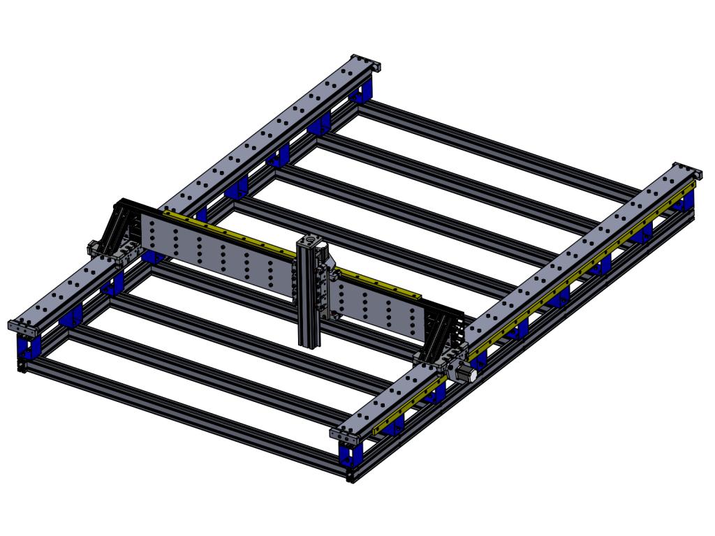 4×8 CNC Router accessories