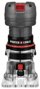 PORTER-CABLE Porter Cable Router, Variable Speed, 1/4-Inch Laminate Trimmer