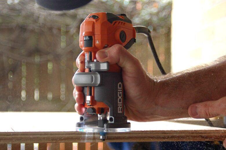 orange trim router